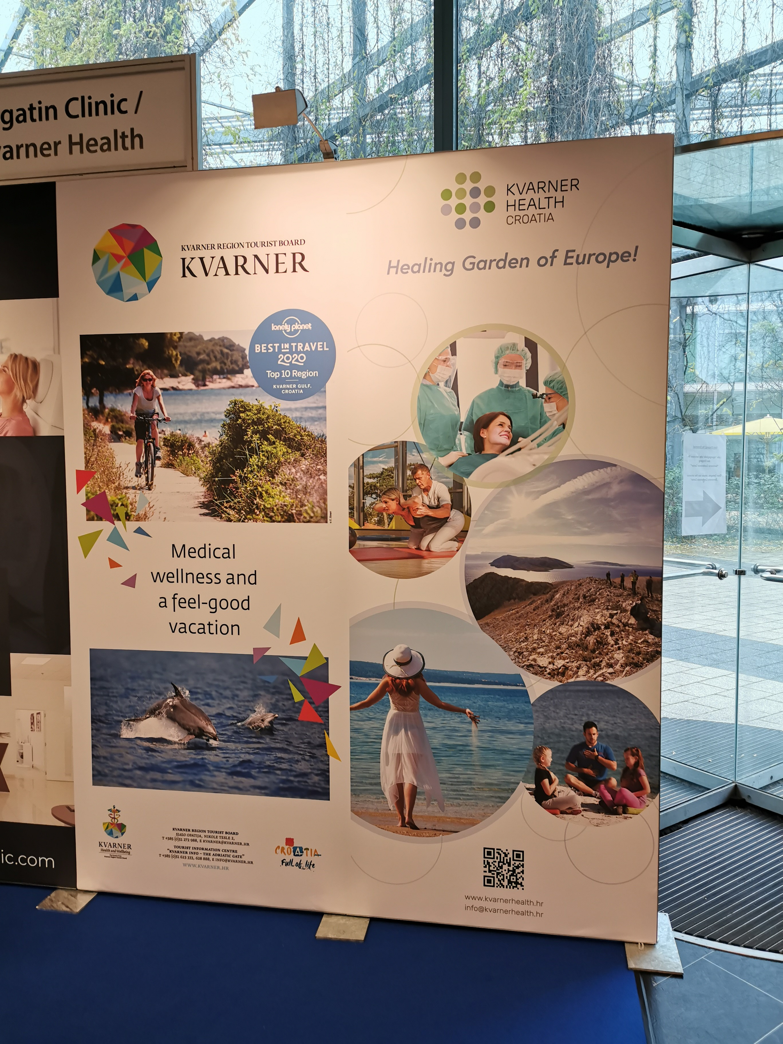 Kvarner Region Tourist Board and Kvarner Health